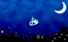 Ramadan..